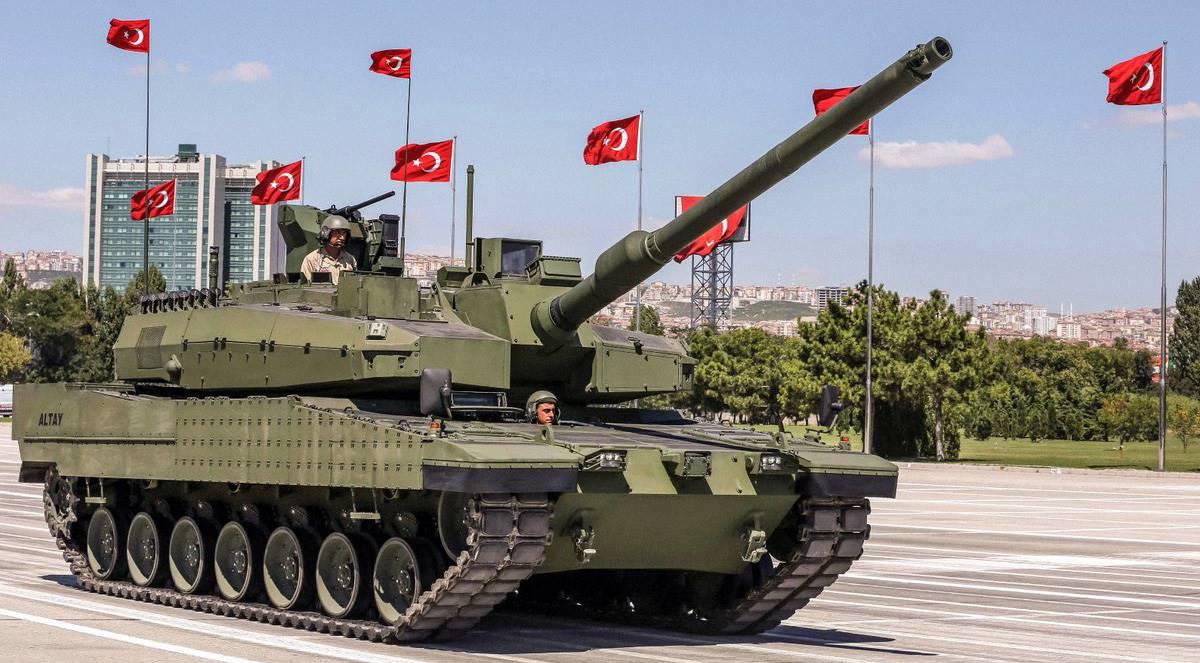 Altay tankı ile ilgili görsel sonucu