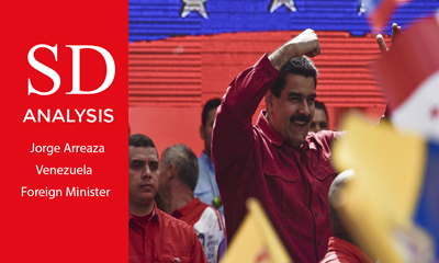 SD ANALYSIS- Bolivarian Venezuela in Today's Geopolitics