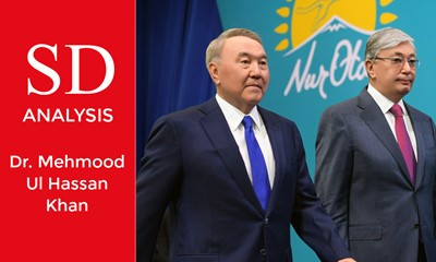 SD ANALYSIS - Kazakhstan's Presidential Election
