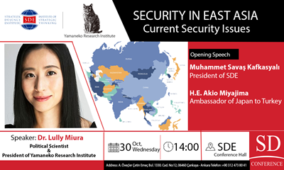 Security in East Asia & Current Security Issues
