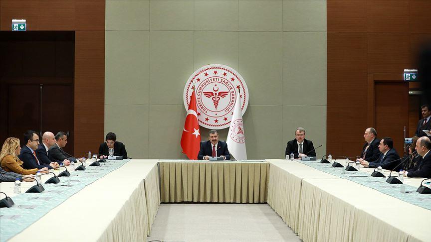 Türkiye'nin Koronavirüsle Mücadele Politikasına 'Bilim Kurulu' Yön Veriyor    Stratejik Düşünce Enstitüsü