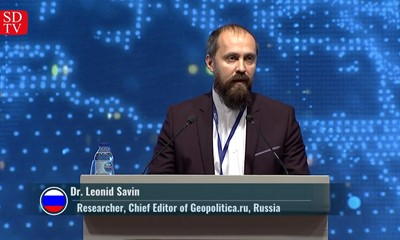 "Dr. Leonid Savin: ""There is no international mechanism to determine human rights in Kashmir"""