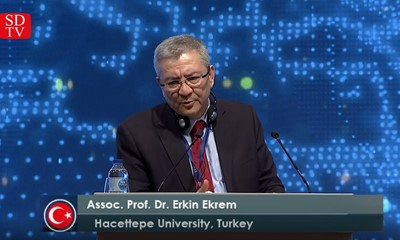 Assoc. Prof. Dr. Erkin Ekrem - Kashmir problem from the perspective of China