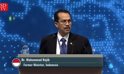 "Indonesian Former Minister Muhammed Nacib: ""NGOs Should Raise Their Voices On Kashmir"""