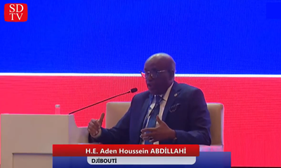Comments on the Post-Pandemic International System from Aden Houssein Abdillahi, Ambassador of Djibouti to Ankara